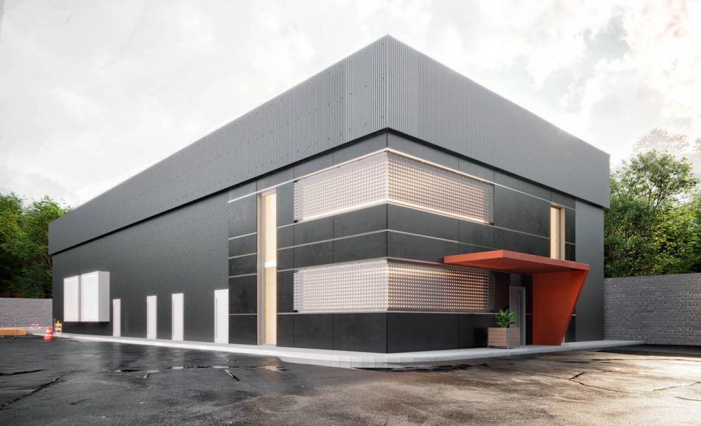 construir nave industrial en madrid