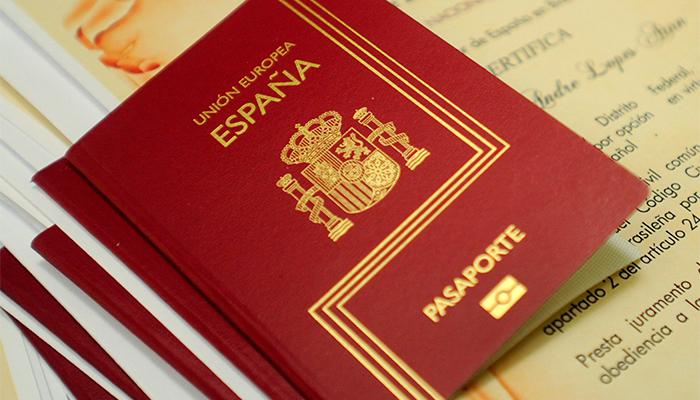 Cita previa para el Pasaporte Español