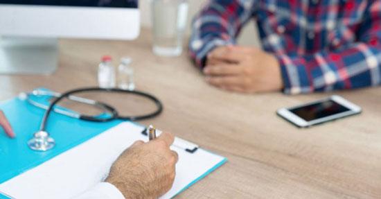 cobertura de un seguro médico
