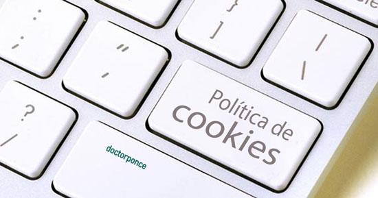 que poner en la políticas de cookies