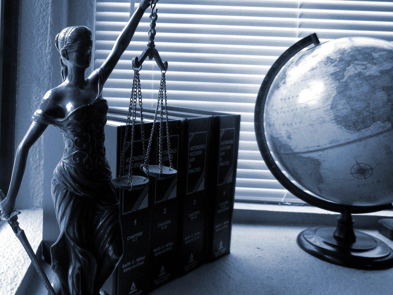 Ley Asistencia jurídica gratuita